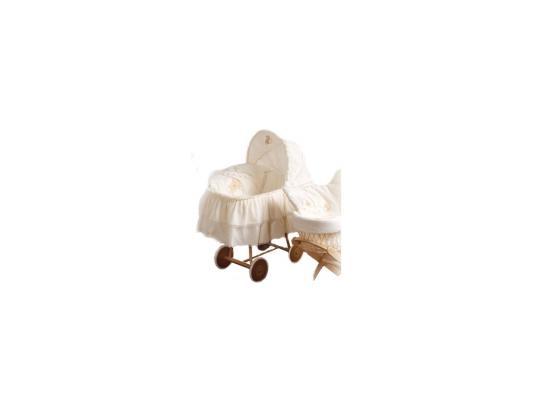 Колыбель класическая Italbaby Love 320,0040- подвесной светильник italbaby love белый 615 0040 5