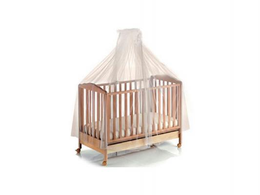 Круговой тюлевый балдахин на кроватку Italbaby (крем/820,0000-6) цены онлайн