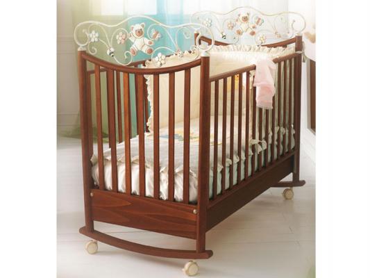 Купить Кроватка Baby Expert Perla (орех)