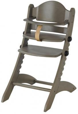 Стульчик для кормления Geuther Swing серый geuther стульчик для кормления syt geuther натуральный