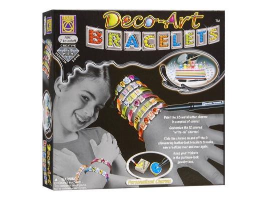 Набор для творчества Creative Браслеты арт-деко от 8 лет 5510 creative набор для творчества браслеты арт деко