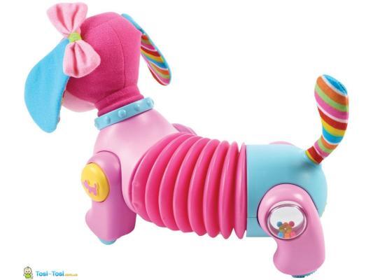 Интерактивная игрушка Tiny Love Фиона Догони меня до 1 года розовый Т856 от 123.ru