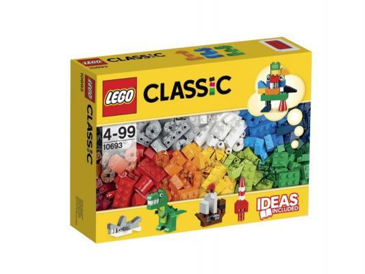 Конструктор Lego Classic Дополнение к набору для творчества яркие цвета 303 элемента 10693