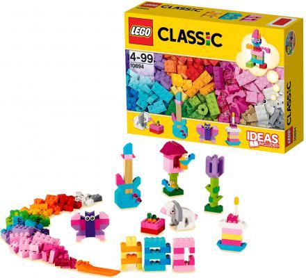 Конструктор Lego Classic Дополнение к набору для творчества пастельные цвета 303 элемента 10694