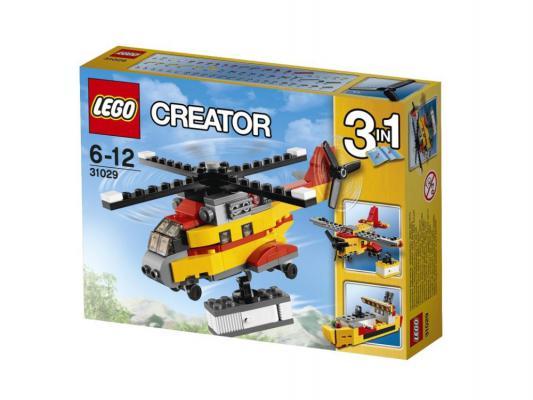 Конструктор Lego Creator Грузовой вертолет 132 элемента 31029