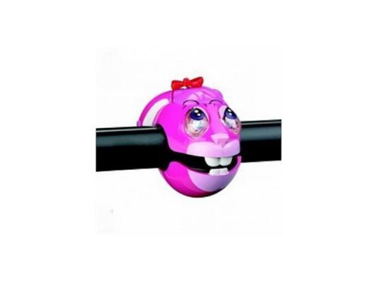 Фонарик RichToys BUNNY light с брелком-фонариком розовый