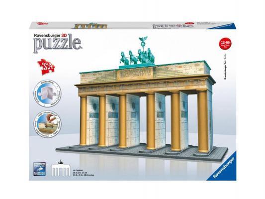 Пазл 3D Ravensburger Берлин-Бранденбургские ворота 324 элемента