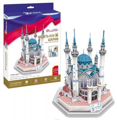 Купить Пазл 3D CubicFun Мечеть Кул Шариф (Россия) 159 элементов