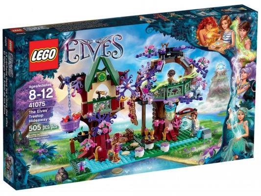 Конструктор Lego Elves Деревня эльфов 505 элементов 41075