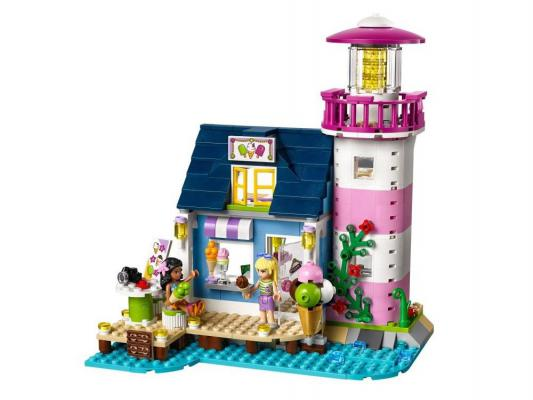 Конструктор Lego Friends Маяк 473 элемента 41094