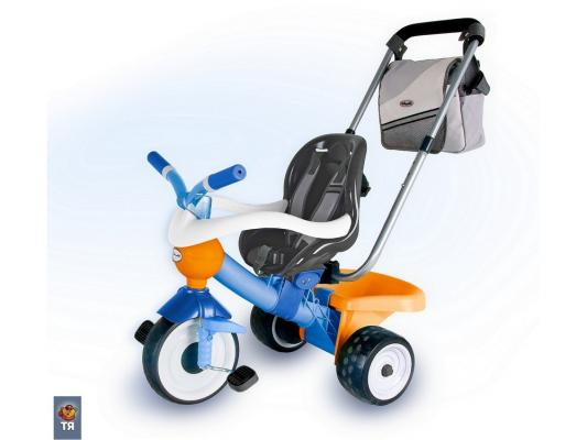 Велосипед Coloma Comfort ANGEL Blue/orange Aluminium голубой 891-14