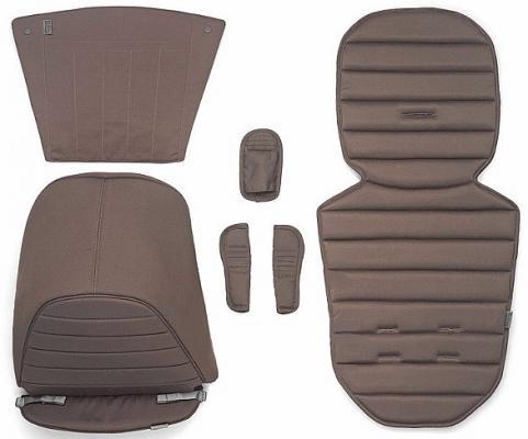 Сменный комплект для коляски Britax Affinity (fossil brown) сменный комплект для коляски britax affinity chili peper