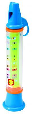Интерактивная игрушка Alex для ванны Водяная дудочка от 3 лет разноцветный 4008 от 123.ru
