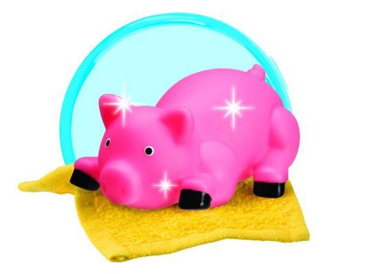 Интерактивная игрушка Alex для ванны Вымой поросенка до 1 года разноцветный 825PN от 123.ru