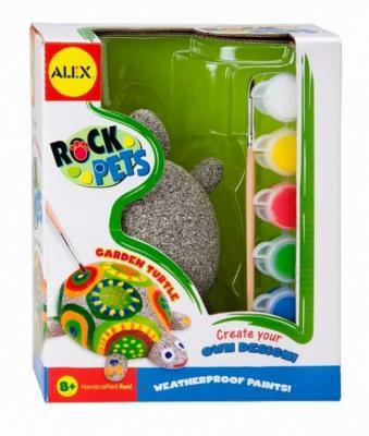 Набор для творчества ALEX Раскрась черепаху от 8 лет набор для творчества alex alex набор для