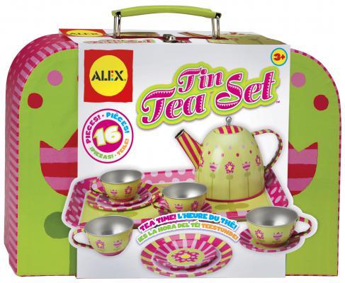 Чайный набор Alex Весна 705W alex чайный сервиз бабочки в саду