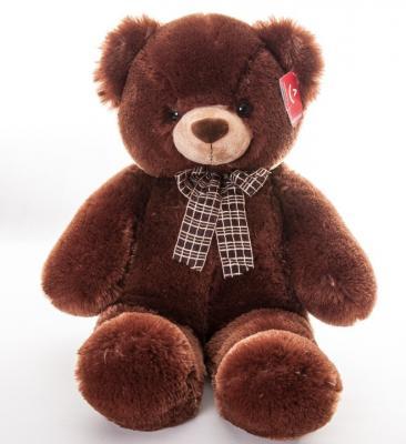 Мягкая игрушка медведь AURORA Медведь коричневый плюш коричневый 69 см