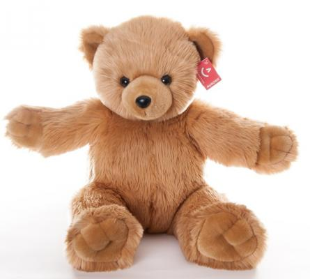 Мягкая игрушка медведь AURORA Медведь обними меня искусственный мех коричневый 71 см развивающая игрушка lorelli toys обними меня мартышка 10191260001