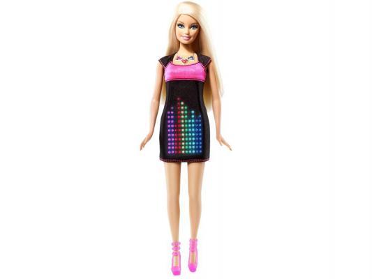 Купить Кукла Barbie Супер модная кукла в электронном платье 29 см светящаяся Y8178