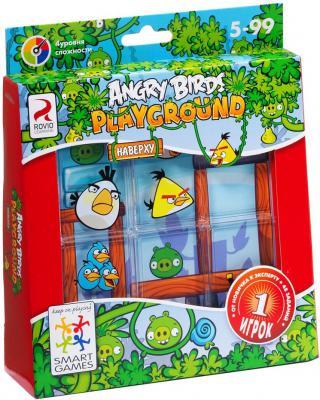 Игра-головоломка Bondibon Angry Birds Playground Наверху от 5 лет Ф48268