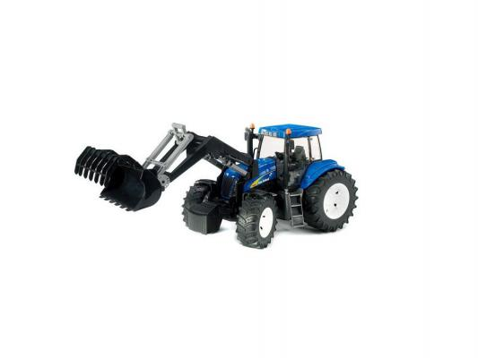�������-��������� Bruder New Holland T8040 � ����������� ����� 1 �� 46 ��