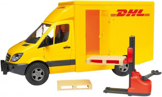 �������� Bruder DHL Mercedes-Benz Sprinter � ����������� ������ 02-534