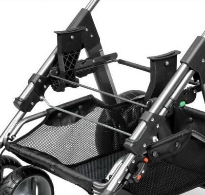 Адаптер для автокресла Romer на коляску Hartan Buggy iX1 (HARTAN)