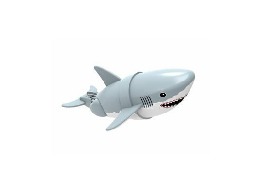 Интерактивная игрушка Lil' Fishys Акула-акробат Джабон от 4 лет серый 126212-4 от 123.ru