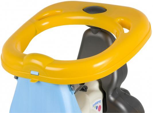 Каталка-ходунок Coloma Trimarc разноцветный от 18 месяцев пластик