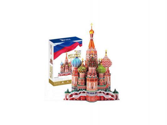 Пазл 3D CubicFun Собор Василия Блаженного MC093h 214 элементов