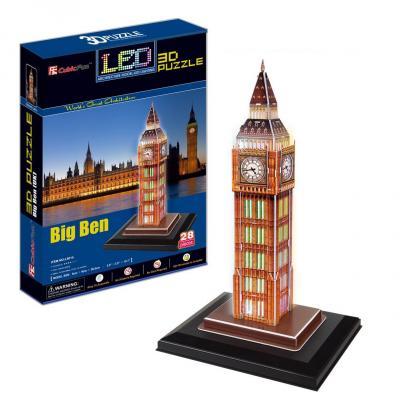 CubicFun 3D Пазл Биг бен (Великобритания)