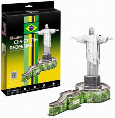 Пазл 3D CubicFun Статуя Христа-Искупителя (Бразилия) — cubicfun пазл 3d статуя христа искупителя бразилия cubicfun