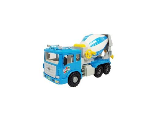 Машинка бетономешалка Daesung Toys MAX синий 1 шт 35 см 955-1 daesung toys машинка