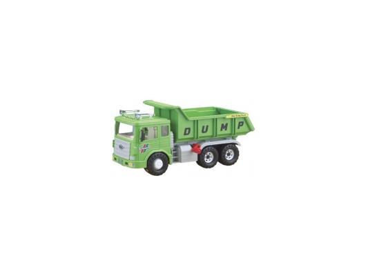 Машинка самосвал Daesung Toys MAX 953-1 зеленый 1 шт 35 см машинка daesung toys пожарная 404