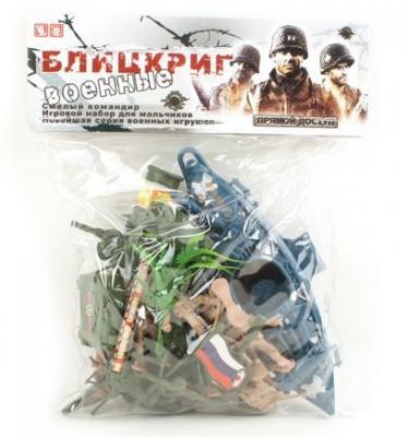 Набор фигурок S+S Toys Армия GT9055 набор доктора s s toys ej53758r