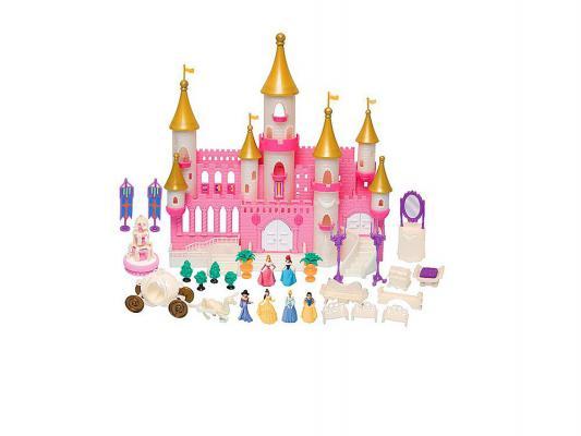 Игровой набор Disney Волшебный замок с золотыми башнями от 3 лет 40861