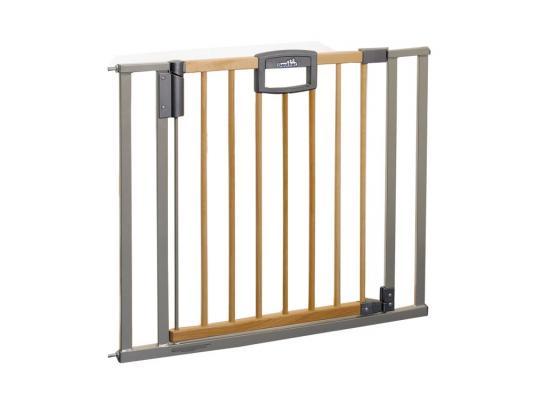 Ворота-безопасности Geuther Easy Lock Wood (84,5-92,5см)