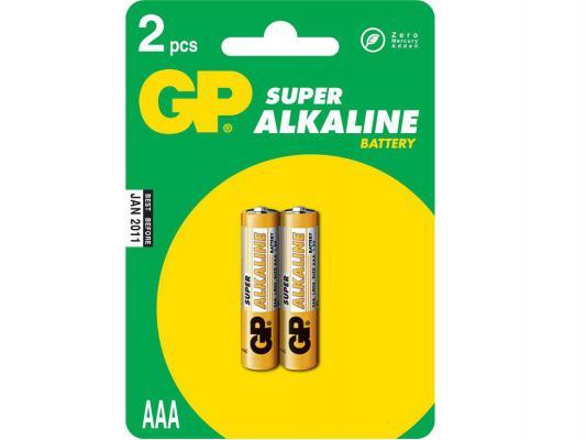 Батарейки GP Super AAA 2 шт
