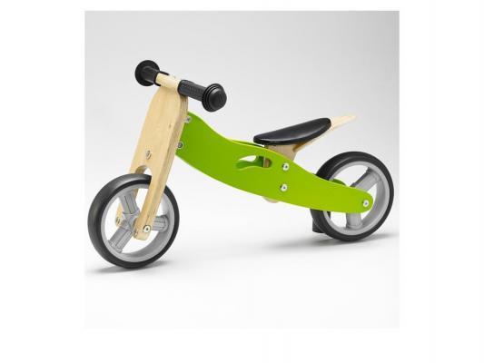Беговел Geuther Minibike 2 в 1 зеленый 2971