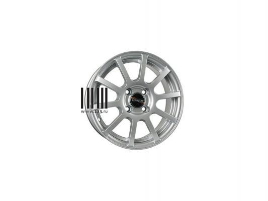 Диск Tech Line 415 5.5xR14 4x98 мм ET35 Silver