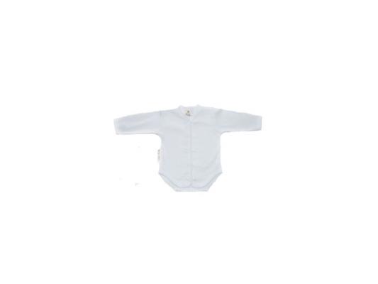 Купить Боди майка Lucky Child ажур, белая. размер 20 (62-68)