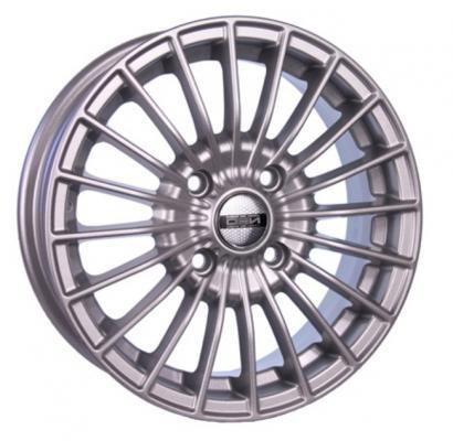 ���� Tech Line Neo 637 6.5x16 5x112 ET38 Silver
