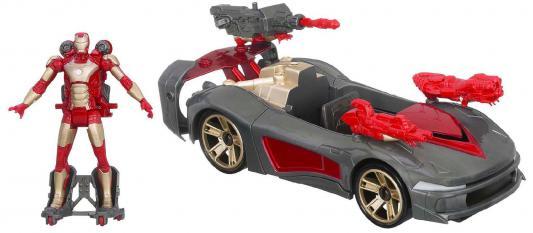Игровой набор Hasbro Боевой автомобиль Железного человека от 4 лет 2 предмета A2009H