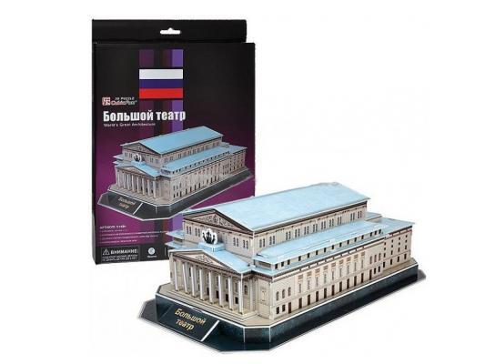 Купить Пазл 3D CubicFun Большой театр (Россия) 29 элементов C149H
