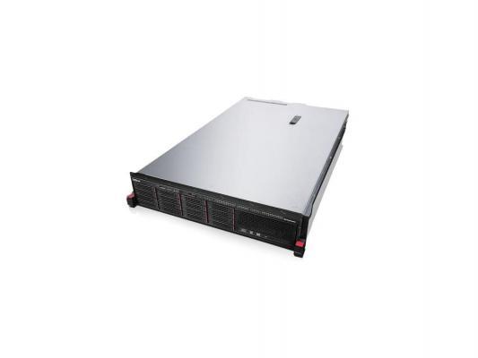 Сервер Lenovo ThinkServer RD450 E5-2609v3 8Gb 750Вт 70DE0003EA