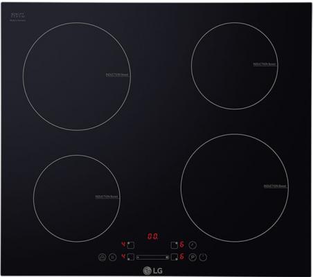 Варочная панель электрическая LG KVN6403AF черный