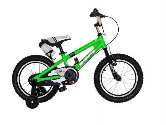 """Велосипед Royal baby Freestyle Alloy 12"""" зеленый RB12B-7"""