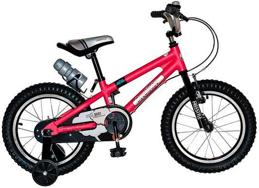 "Велосипед Royal baby Freestyle RB14B-7 14"" красный"