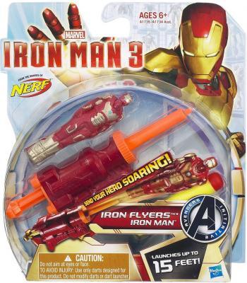 Игровой набор Hasbro Iron Man Летающие фигурки от 6 лет А1735 игровой набор hasbro iron man летающие фигурки от 6 лет а1735