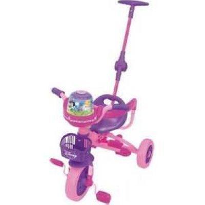 Велосипед Kiddieland Принцесса розовый 041368
